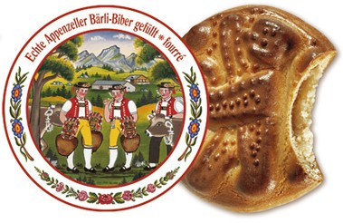 Швейцарский пряник бибер